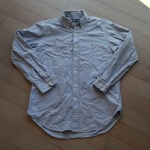 Ralph Lauren classic fit dress shirt, 15 neck
